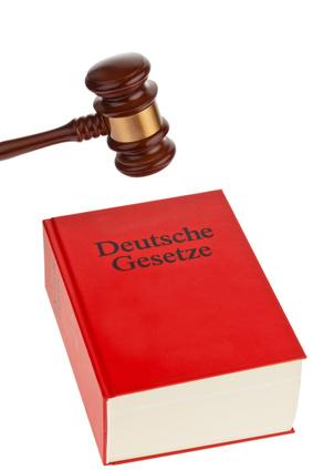 Deutsche Getze. deutsches Gesetzbuch